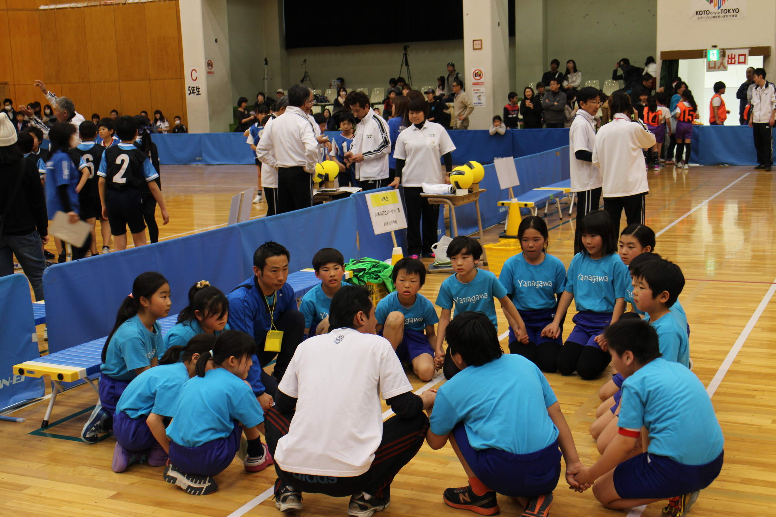 第11回 小学生スーパードッジボール KOTOチャンピオンズリーグ