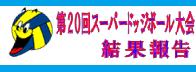 【結果報告】第20回 東砂スポーツセンター 小学生スーパードッジボール大会